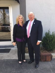 Cindy May Johnson and Henry Lackey , East Kentucky Broadcasting, Pikeville